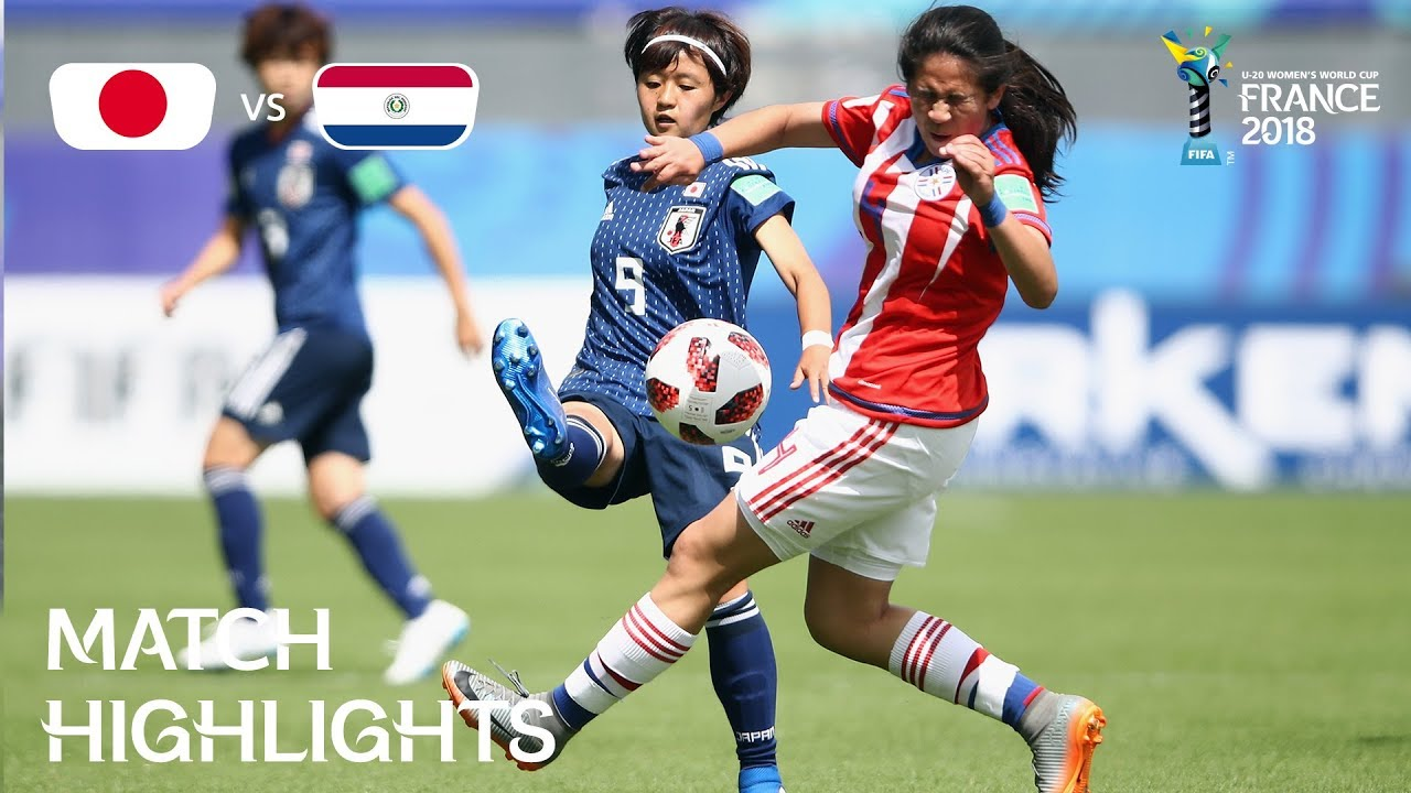 japan-v-paraguay-fifa-u-20-women-s-world-cup-france-2018-match-22