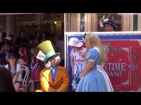 Disneyland Musical Chairs - 6/4/16