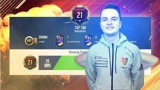 FIFA 19: ROAD TO TOP 100 FUT CHAMPIONS LIVESTREAM 🔥🔥 (30-0)