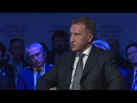 Igor Shuvalov - Russia in the World - United Europe / Brexit