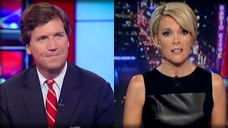 BOOM: TUCKER JUST DELIVERED A CRUSHING BLOW TO MEGYN KELLY THAT LEFT HER IN A POOL OF TEARS