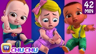The Boo Boo Song + More ChuChu TV Baby Nursery Rhymes & Kids Songs