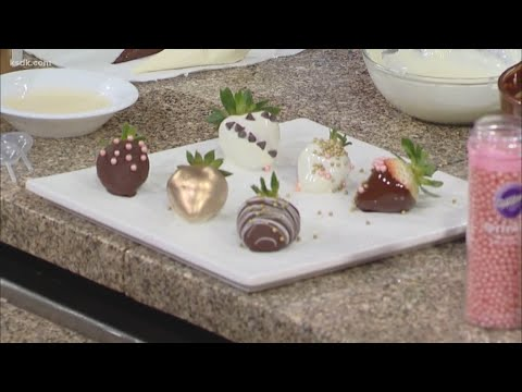 Recipe Of The Day: Gourmet Chocolate Covered Strawberries