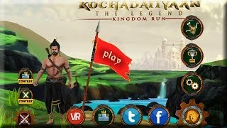Kochadaiiyaan Kingdom Run - Android Gameplay HD