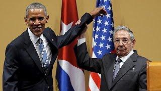 """Обама на Кубе: """"перезагрузка"""" дипотношений продолжается"""