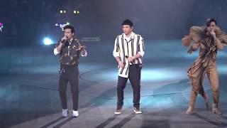 HINSIDEOUT 張敬軒演唱會 請來好朋友Boyz做嘉賓