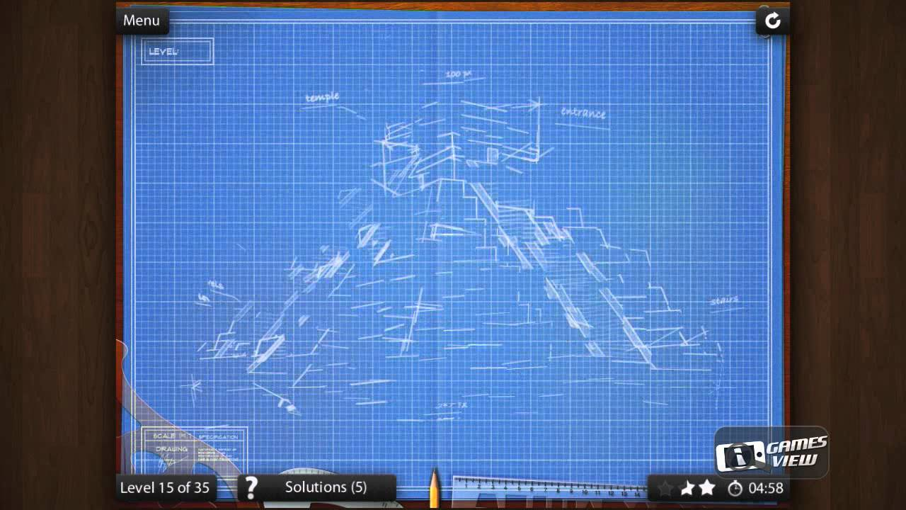Blueprint 3D HD - iPhone Gameplay Preview - YouTube