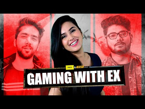 Alright! | Gaming With Ex | Ft. Anushka Sharma, Alpha Clasher & Ritik Ghanshani