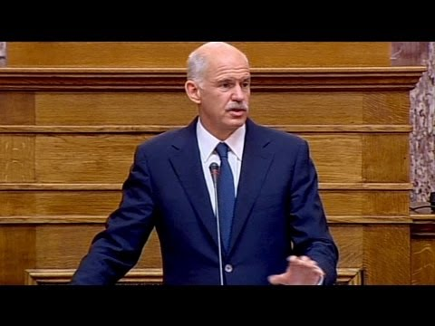 Papandreou could drop Greek bailout referendum