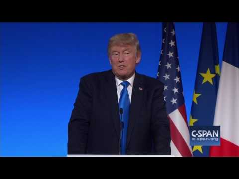 "Thumbnail: President Trump: ""Most people would have taken that meeting."" (C-SPAN)"