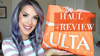 HUGE Ulta Haul + Reviews! | Hits & Misses