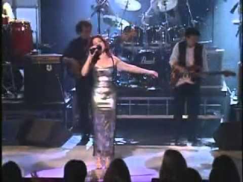 Gloria Estefan performing Turn the Beat Around.flv