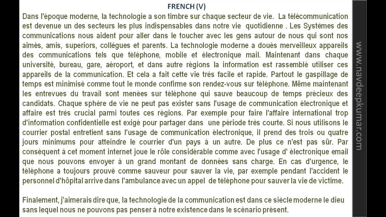 French essay writing samples elizabeth m john french essay french essay 1 spiritdancerdesigns Choice Image