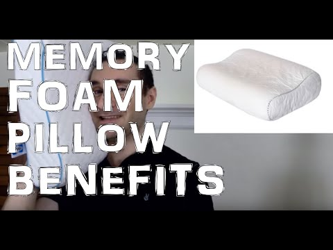 How A Memory Foam Pillow Helps You Sleep BetterFeel Better