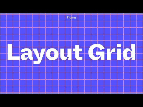 Figma Tutorial Layout Grids Youtube