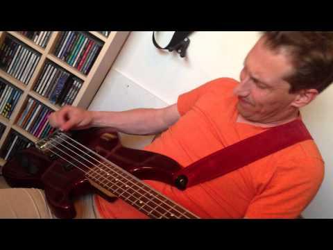 ANUBIS GATE bass tracking for the HORIZONS album.