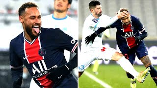 Неймар вернулся после травмы, и вот что ОН ТВОРИЛ в Суперкубке Франции. ПСЖ - Марсель 2:1