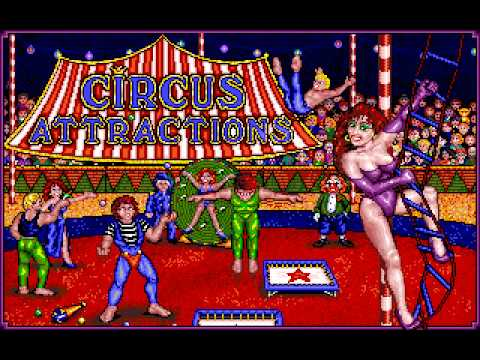 Circus Attractions - title music