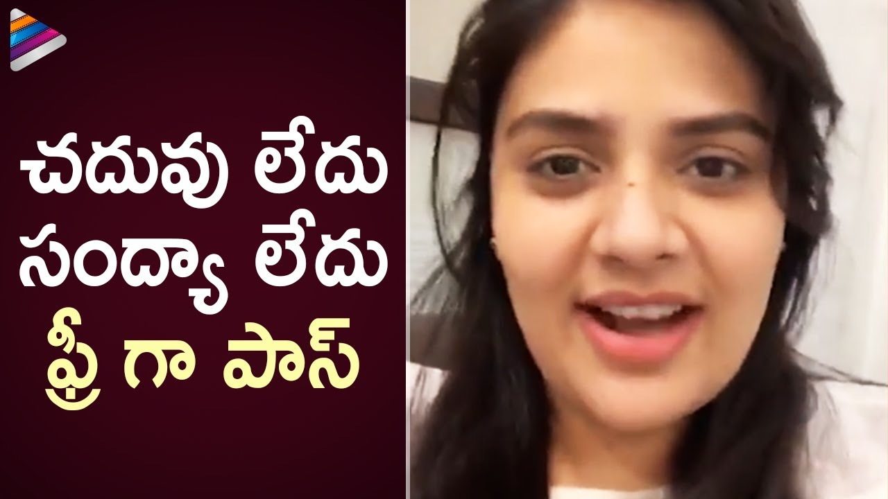 Sreemukhi About 10th Exams | Anchor Sreemukhi Live Interaction With Fans | Telugu FilmNagar Today