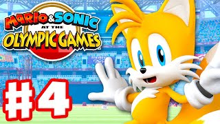 Mario & Sonic at the Olympic Games Tokyo 2020 - Gameplay Walkthrough Part 4 - Story Mode!