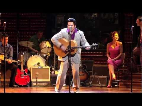 Million Dollar Quartet Opening Night At Harrah's Las Vegas 2-19-13