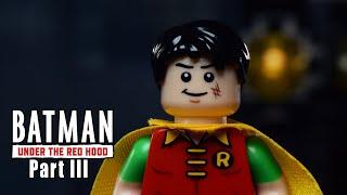 Lego Batman Under The RedHood part 3