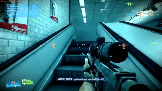 Battlefield 3 (PC): 1080p Streaming Test