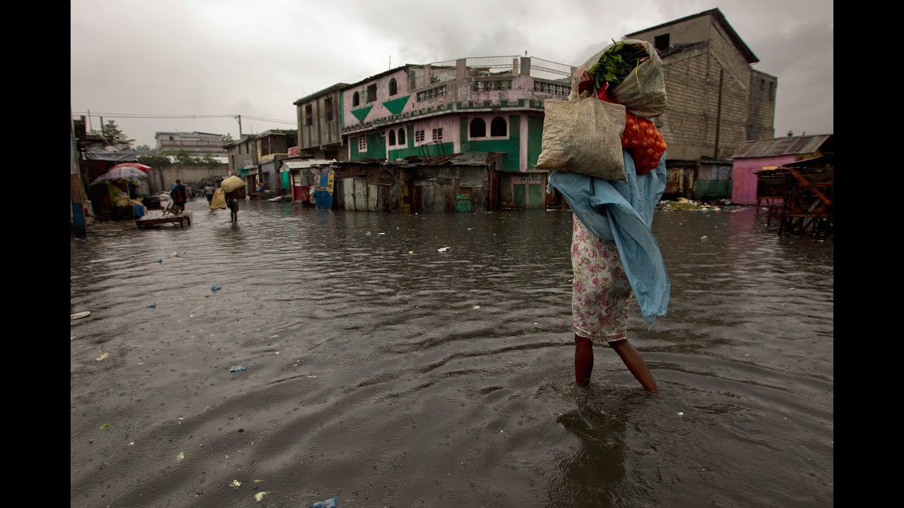 Natural Disaster In  In Haiti
