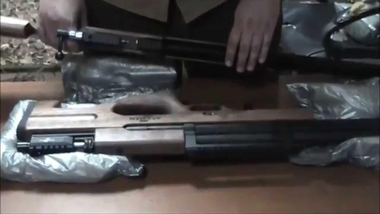 винтовка булл-пап ataman m2r инструкция