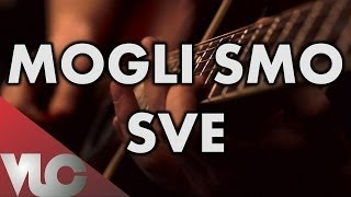 Sasa Kovacevic - Mogli smo sve (VLCovers Official Acoustic Cover)