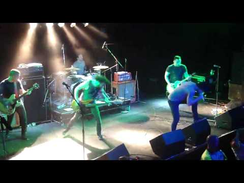 Alexisonfire - Drunks, Lovers, Sinners & Saints live in Sydney (22 Feb 10)