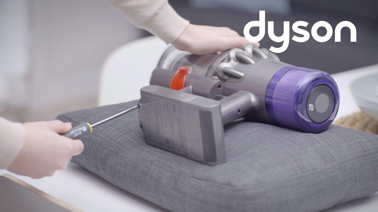 Changer la batterie de mon Dyson V11 – Tuto – Communauté d