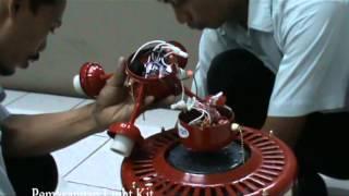 Pemasangan Ceiling Fan / Ceiling Fan Installation