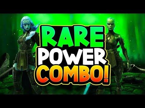 #1 BEST POISON COMBO (RARE CHAMPIONS) - Frozen Banshee + Gravechill Killer