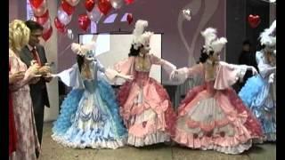 видео Сценарий на серебряную годовщину свадьбы (25 лет)