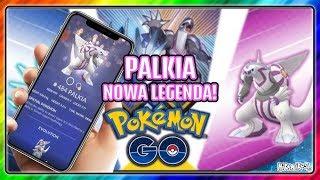 PALKIA w Pokémon GO - Hikomikos