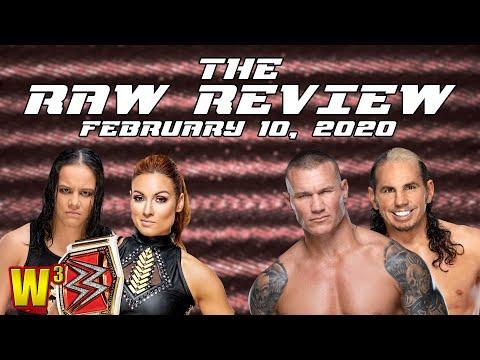 Shayna Baszler a Vampire? Matt Hardy Confronts Orton! | The Raw Review (February 10, 2020)