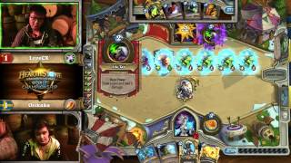 Hearthstone World Championship: Group Stage - Day 1