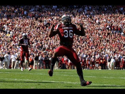 The Supreme DJ Swearinger Highlights (2013 Draft Pick 57th Pick - Houston Texans)