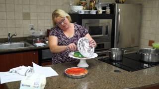 Recipe: Patriotic Poke Cake