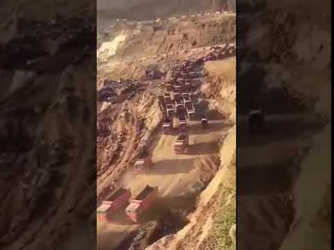 Chinese Mining Corporations Destroying A Tibetan Sacred Mountain-Two
