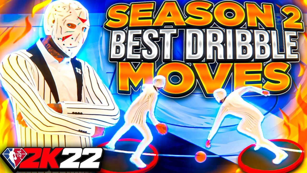 Download *NEW* BEST DRIBBLE MOVES in NBA 2K22 (SEASON 2)! FASTEST DRIBBLE MOVES TO GET OPEN IN NBA 2K22!