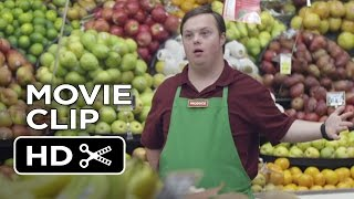 Where Hope Grows Movie CLIP - Fruits and Vegetables (2015) - Danica McKellar Movie HD