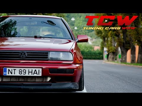 VW Golf MK3 Static 260 CP Tuning Project By Ionut