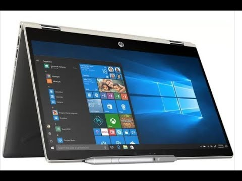 HP Pavilion x360 Convertible 2019 || i5 10th gen || 8GB DDR4,256GB SSD+1TB HDD || 14