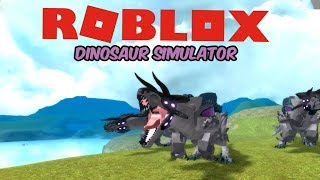 (Roblox Dinosaur Simulator) The Megavore Remodel is OUT! ft. Silent GamerYT