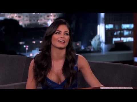 Jenna Dewan Tatum on 'Jimmy Kimmel Live'' 23/06/14