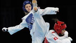 Taekwondo Vine - Анастасия Барышникова