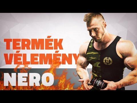 Nero zsírégető | GymBeam | Péter Molnár