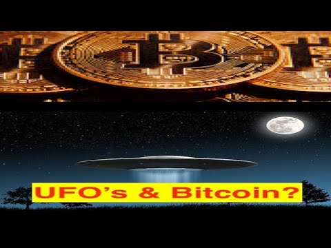 Aliens & Cryptocurrency a Government BAN Coming? UFO Sightin